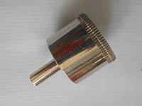 Сверло трубчатое алмазное по стеклу ТОМАХ Тайвань D 38 мм