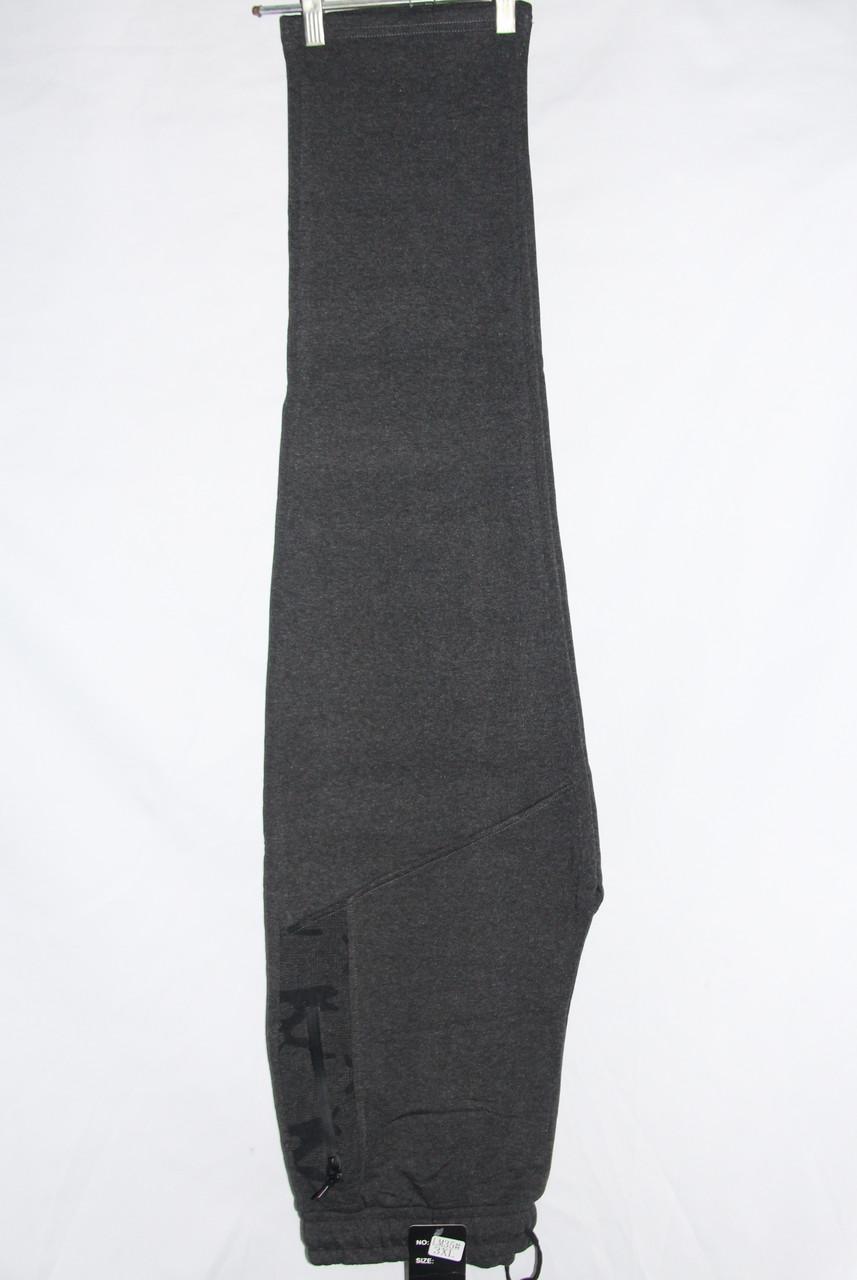 Чоловічі трикотажні штани з начосом (48-56 р-ри) оптом зі складу в Одесі(7 км.)