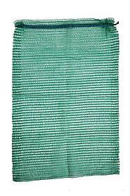 Сетка с завязкой Technics зеленая до 30 кг 45 х 75 см (69-235)