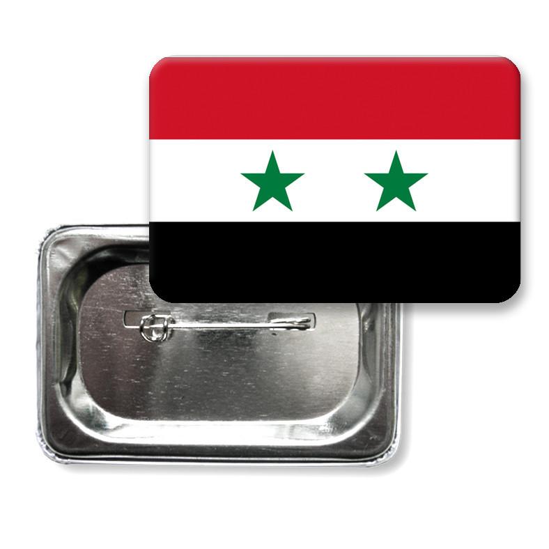 """Значок """"Прапор Сирії"""""""