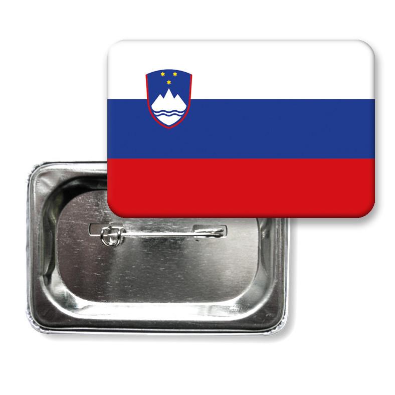 "Значок ""Флаг Словении"""