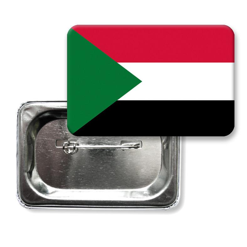 """Значок """"Прапор Судану"""""""