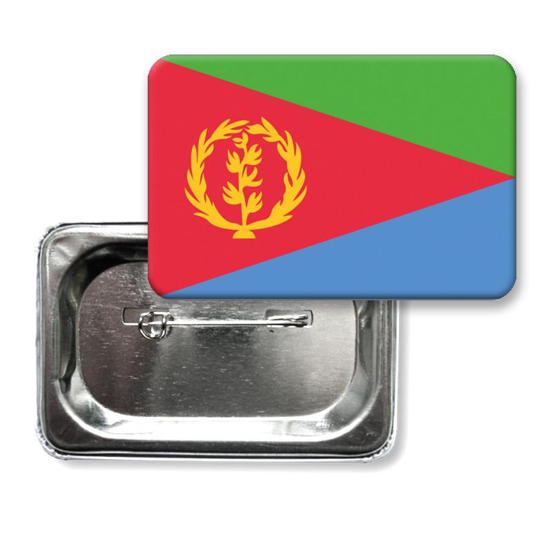 "Значок ""Флаг Эритрея"""