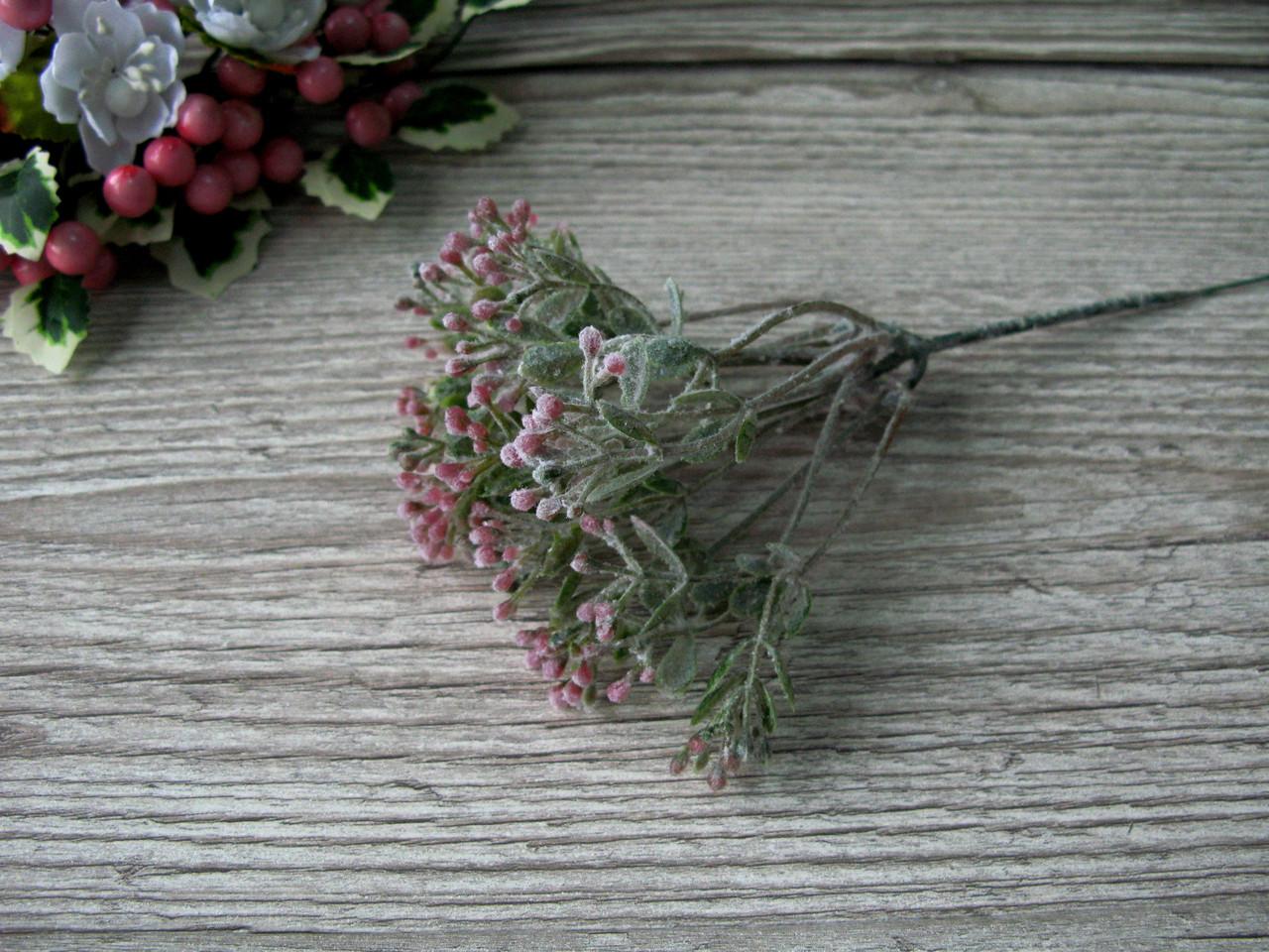 Веточка полыни розовой- 15 грн (5 веточек 4 см на стебле)