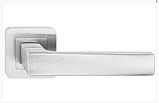 Дверні ручки Metal-Bud IBIZA нікель-сатин, фото 2