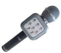 Микрофон-Караоке Bluetooth WSTER WS-1818