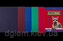 Бумага А4 цветная DARK 5цветов, 50л, 80г/м2