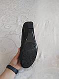 Широкі туфельки на танкетці, фото 7