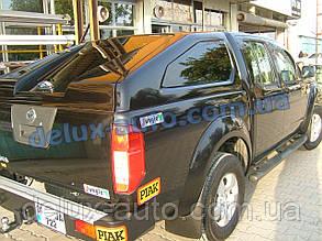 Кунг для пикапа Starbox на NISSAN NAVARA 2005-2014 Кунг-крыша кузова пикапа СтарБокс на Ниссан Навара 2005+