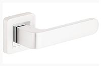 Дверні ручки Metal-Bud RIO срібло сатинове, фото 1