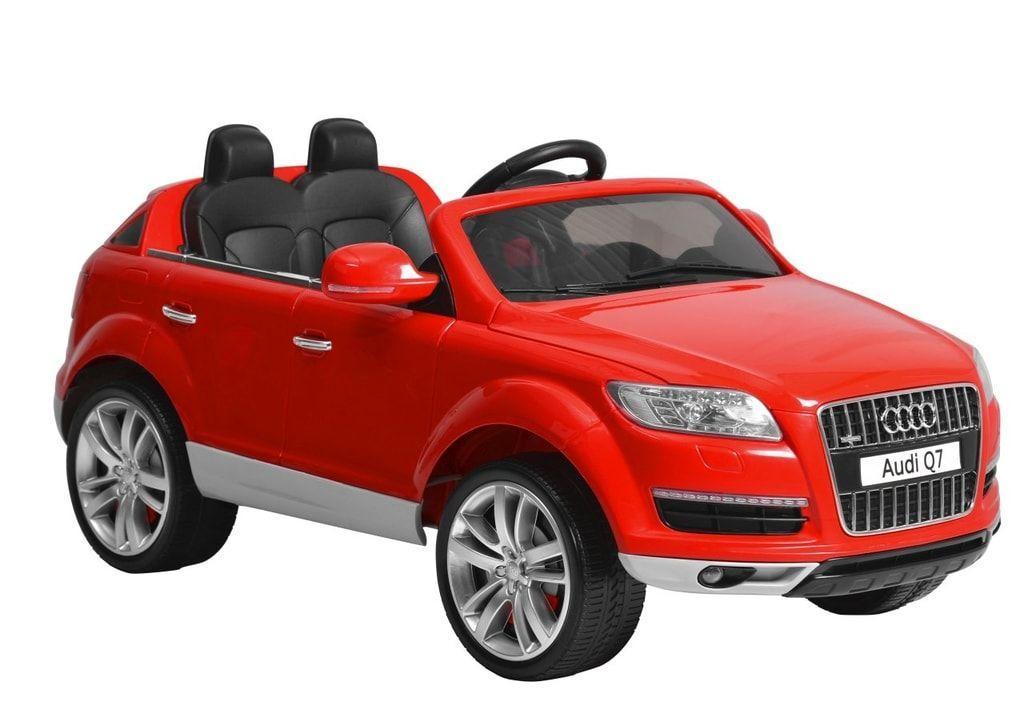 Машина на аккумуляторной батарее HECHT AUDI Q7- RED