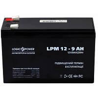 Аккумуляторная батарея LogicPower 12V 9AH (LPM 12 - 9 AH) AGM