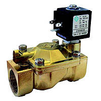 Электромагнитный клапан для пара до 140°C компании ODE (Италия), купить, фото 1