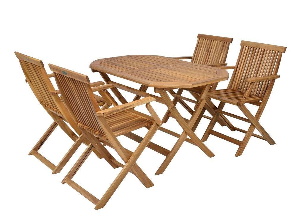 Набор садовой мебели HECHT BASIC SET 4