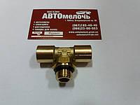 Фитинг пневматический грузовой тройник (спасатель) D 10 М 16х1.5 Camozzi