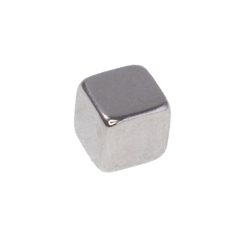 Неодимовый магнит 7*7*7 мм