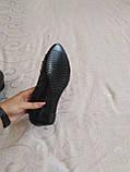 Туфли на небольшой танкетке, фото 4