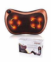 Массажная подушка с подогревом Massage pillow GHM 8028