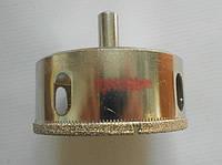 Сверло трубчатое алмазное по стеклу ТОМАХ Тайвань D 68 мм