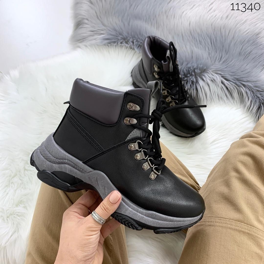 Осенне весенние ботинки женские