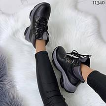 Осенне весенние ботинки женские, фото 3