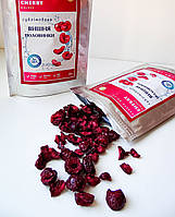 Вишня половинки 15г сублимированная натуральная ягода от украинского производителя