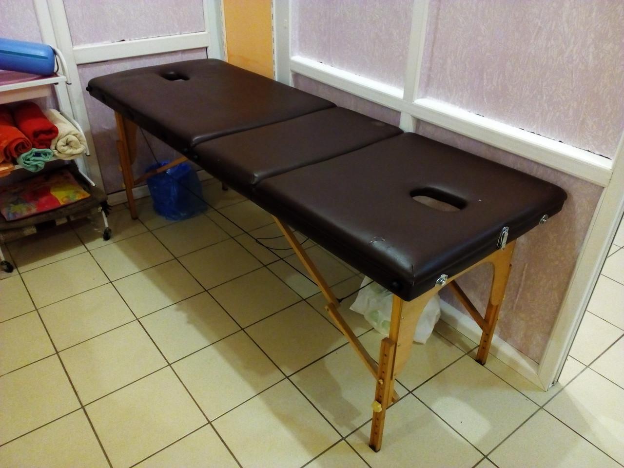 Массажный стол (195х70x h70)