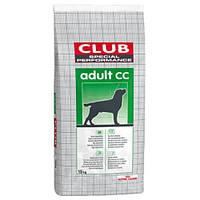 Корм для собак Royal Canin Club PRO Adult CC 20кг