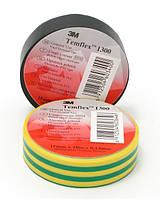 3M Temflex 1500 REACh - Цветная изоляционная ПВХ лента экономичного класса 19,0х0,13 мм, рулон 20 м, пурпурн.
