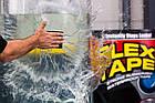 Сверхпрочная скотч-лента Flex Tape 30 см | Прочная изолента Флекс Тейп, фото 6