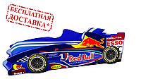 Детская кровать машина Formula 1, фото 1