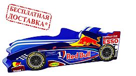 Детская кровать машина Formula 1