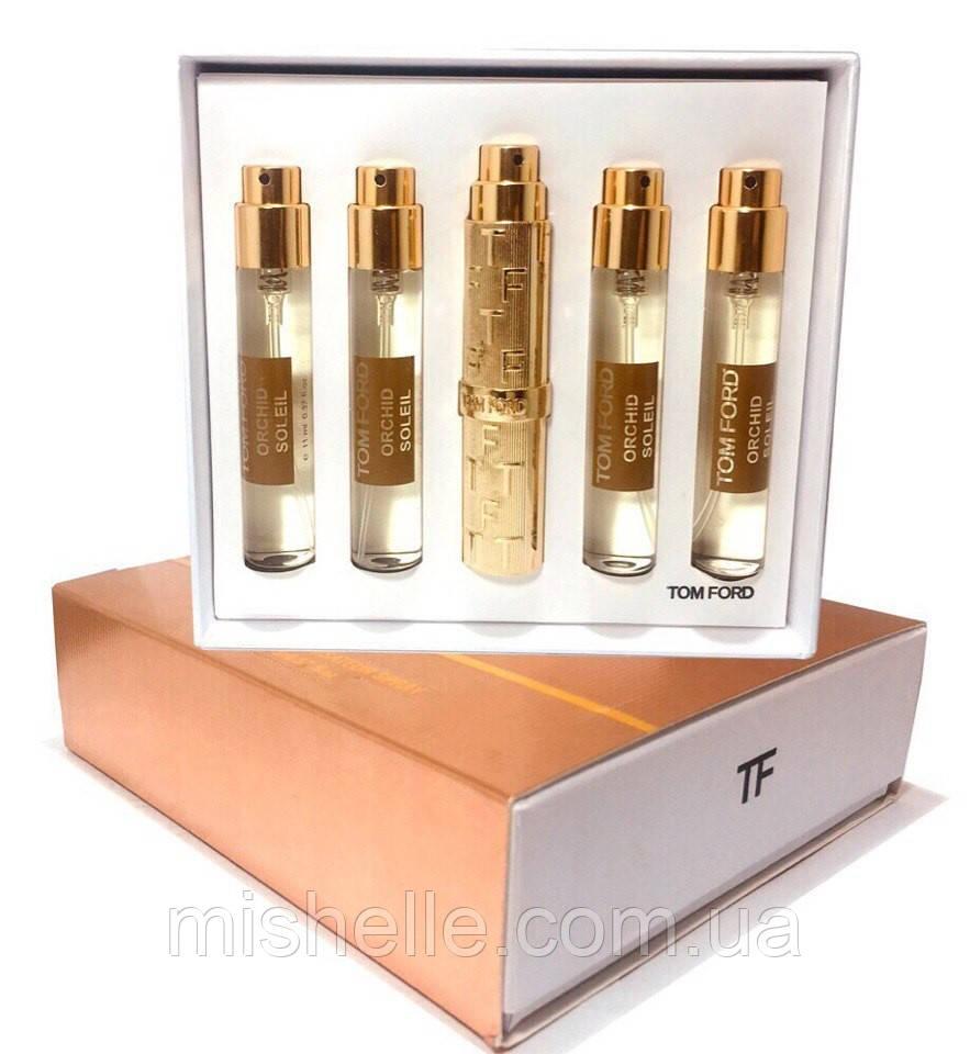 """Подарочный набор Tom Ford """"Orchid Soleil"""", 5*11 ml (Том Форд)"""