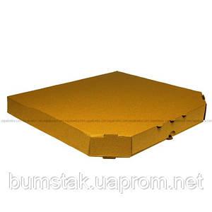 Коробка под пиццу Ø 30 крафт