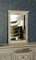 Зеркало с карнизом 0,9 Тоскана-Нова Скай