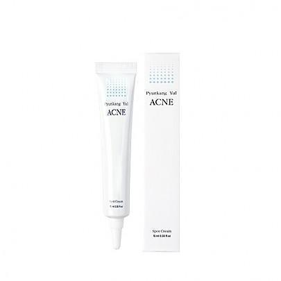 Крем для устранения акне локальный Pyunkang Yul ACNE Spot Cream, 15 ml