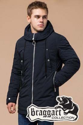Мужская темно-синяя зимняя куртка (р. 46-56) арт. 28431V