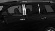Накладки на дверные стойки Toyota Highlander