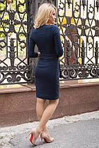 Женственное платье-футляр с рукавом три четверти  (XS, S, M) разные цвета, фото 3