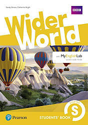 Wider World Starter Students' Book with MyEnglishLab