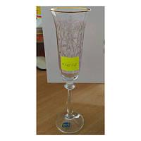 "Набор бокалов для шампанского ""Angella"", 190ml, 40600436672/2 /П2"
