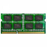 Модуль памяти SoDIMM DDR3 8GB 1600 MHz Team (TED38G1600C11-S01) .