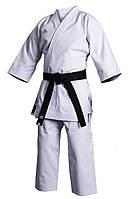Кимоно карате Champion Японского стиля Adidas (K460J) белое, фото 1