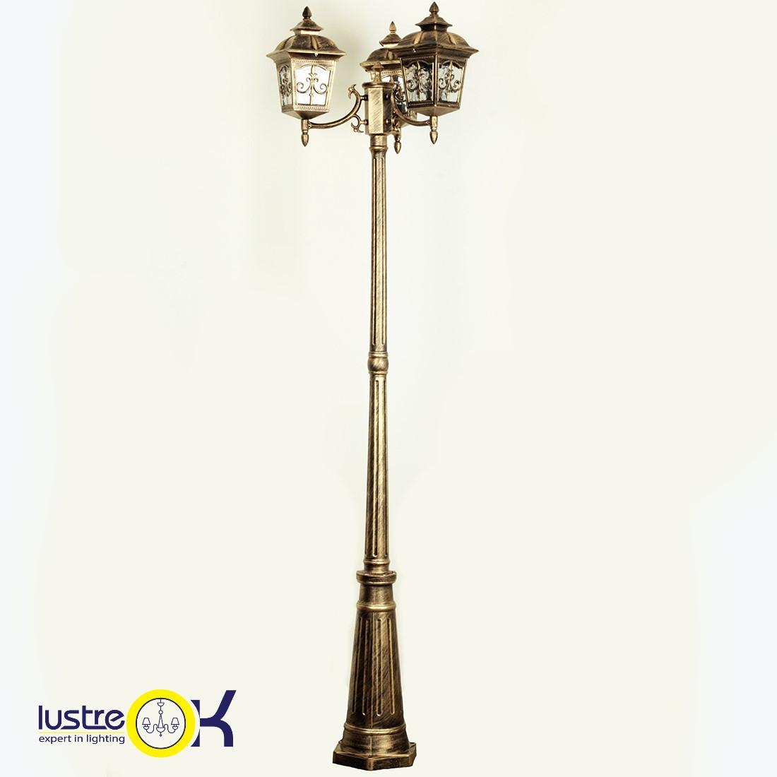 Садово - парковый светильник KX-029-1/P3 Bronze