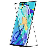 Защитное стекло 5D 9H (full glue) (без упаковки) для Samsung Galaxy Note 10 Pro