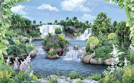 Фотообои, Амазонские водопады, 20 листов, 196х350 см, фото 2