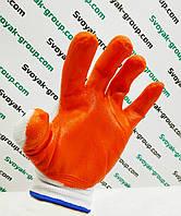 """Перчатки рукавицы стрейч, нейлон """"Вампирки"""" 12 пар\упаковка."""
