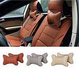 Подушка - подголовник в авто, фото 3