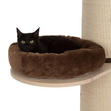 Когтеточка для кошки Eco Premium с лежанками, фото 3