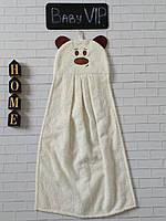 Детское полотенце для рук мишка